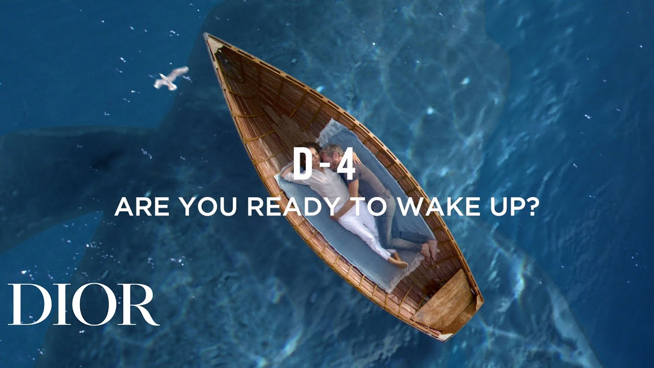 D-4, ARE YOU READY TO WAKE UP?