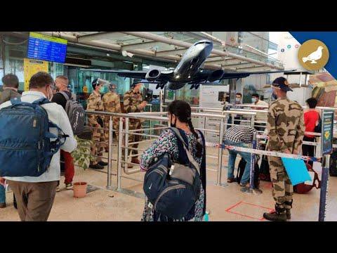 Domestic flights resume in Telangana
