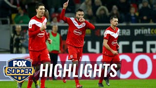 Fortuna Düsseldorf vs. VfB Stuttgart | 2019 Bundesliga Highlights