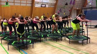 Jumping(R) Fitness - Azukita