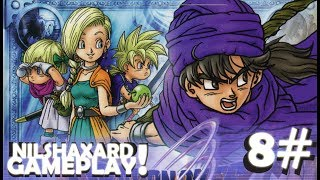 Dragon Quest V: Hand of the Heavenly Bride -PART8- My life as a statue!