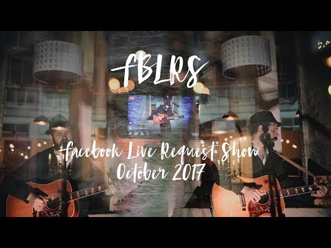 #FBLRS October - Facebook Live from The Arches, Halifax