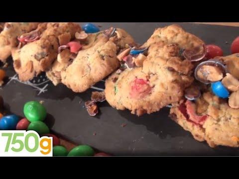 recette-de-cookies-aux-m&m's---750g