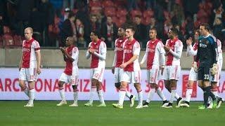 Highlights Ajax - Vitesse