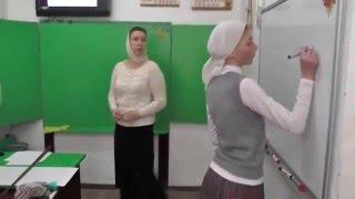 Урок алгебры по ФГОС в 7 классе