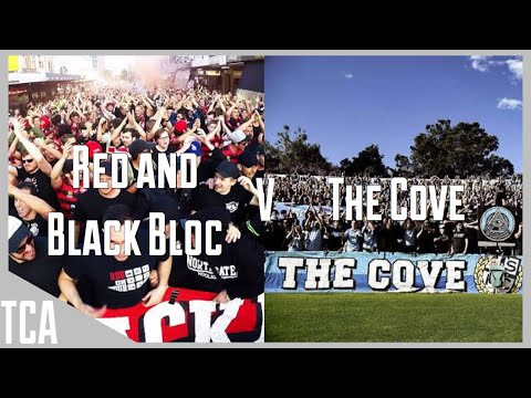 RBB vs The Cove - 2016 - Australian Ultras