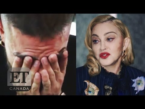 Maluma In Tears Over Madonna Collaboration