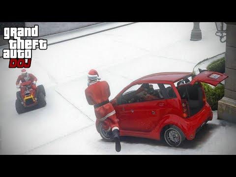 Download Youtube: GTA 5 Roleplay - DOJ 357 - Santa Rush (Christmas Special)