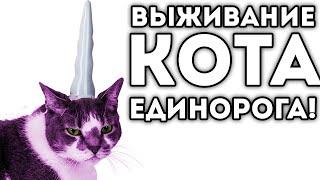 ВЫЖИВАНИЕ КОТА-ЕДИНОРОГА!