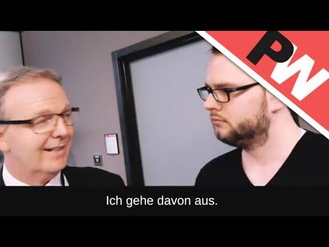 Axel Voss blamiert