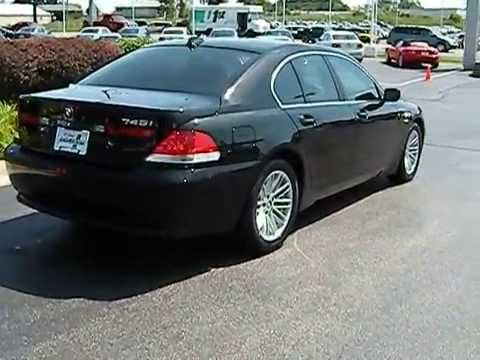2005 bmw 7 series stock 99836a youtube. Black Bedroom Furniture Sets. Home Design Ideas