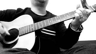 [Guitar] Trái tim bên lề - Guitar đệm hát - 4dummies.info - ghita.vn