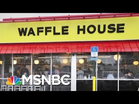 How Waffle House Is Being Used To Gauge Storm Severity | Velshi & Ruhle | MSNBC