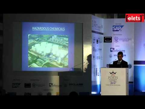 elets India Ports Summit 2015 - Port Security: Risks, Threats... - DIG Donny Michael...