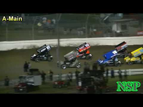 June 24, 2017 Dirt Cup Night #3 Ascs National Sprints A-Main Skagit Speedway