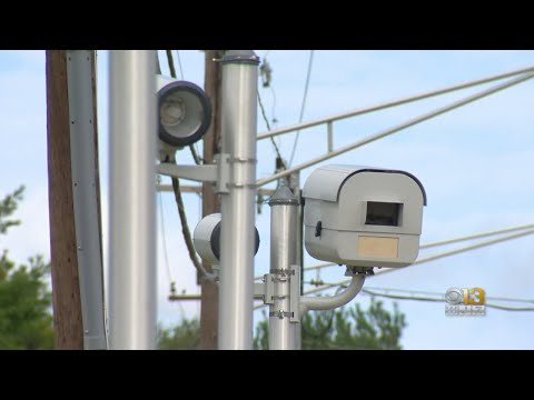 New Speed Cameras to Be Activated Friday Near Lyons Mill Elementary School In Owings Mills