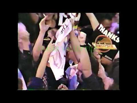 STANLEY CUP RIOT June 14, 1994 -THE ORIGINAL VANCOUVER HOCKEY RIOT