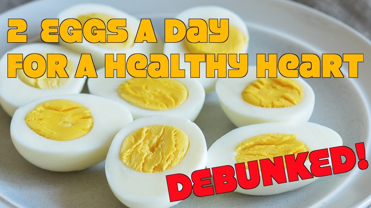 Egg Board Funds Fake Study: Eggs Good For Heart!