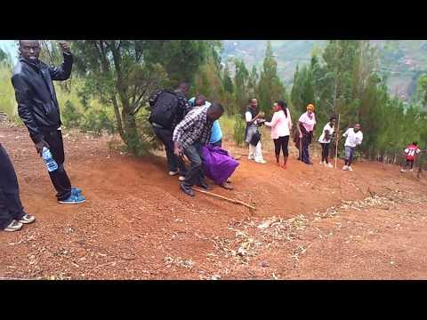 Burundi Tour Of Hope and Reconciliation 2015