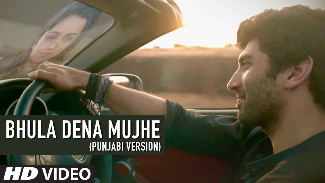 Shraddha Kapoor Full Hd Wallpaper Bhula Dena Mujhe Full Song Punjabi Version Aashiqui 2