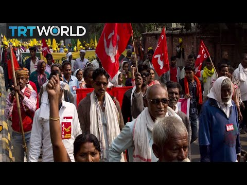 Money Talks: Indian farmers demand freedom from debts