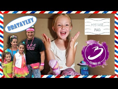 I Mailed Myself in a Box as Fan Mail To Bratayley House! IT WORKED (Skit)