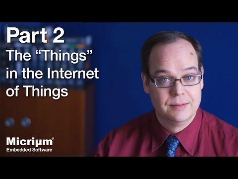 Internet of Things [2/5]: Embedded Devices