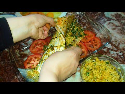 لو-جربت-هذه-الطريقة-لطهي-السمك-سوف-تدمن-عليها/أسهل-وأسرع-طريقة-لتحضير-سمك-في-الفرن/غذاء-سريع/عشاء
