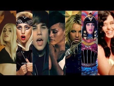 Pop Mashup 2019 -  Hits ft 30 Artists (Lady Gaga · Rihanna · Justin Bieber) T10MO. http://bit.ly/2WkeeRs