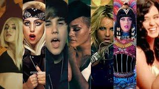 Pop Mashup 2019 - Hits ft 30 Artists (Lady Gaga . Rihanna . Justin Bieber) T10MO
