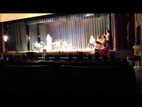 8th Grade Karaoke Contest