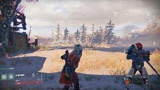 DESTINY | INCREIBLE RACHA Multijugador | Alpha PS4 Gameplay