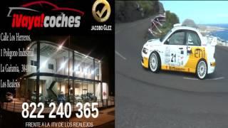 Rallye Subida El Tanque 2016