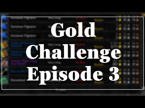 The Journey Continues | How to Make 1 Million Gold in WoW #3