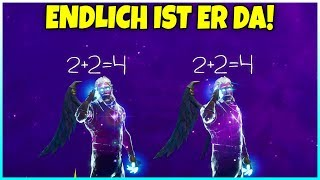 Endlich ist er DA! | Galaxy Skin in Fortnite Battle Royale