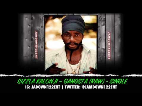 Sizzla Kalonji - Gangsta (Raw) - Single [Daseca Productions] - 2014