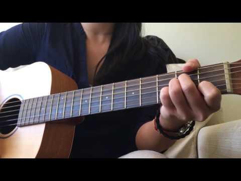 XO - John Mayer Cover (guitar Note)