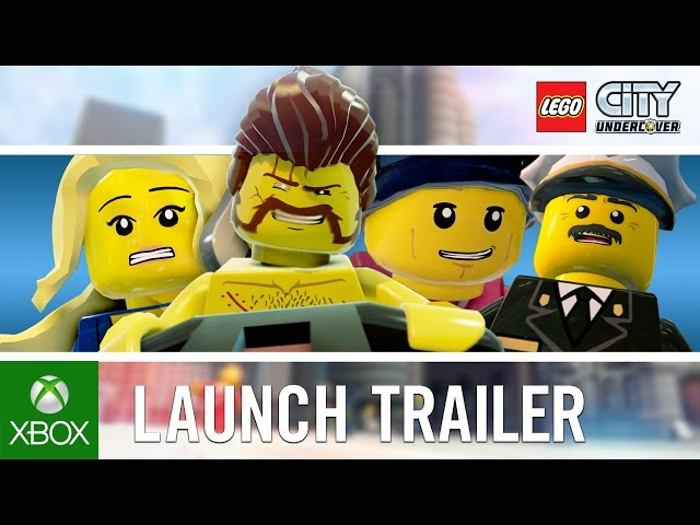 LEGO City Undercover | Launch Trailer