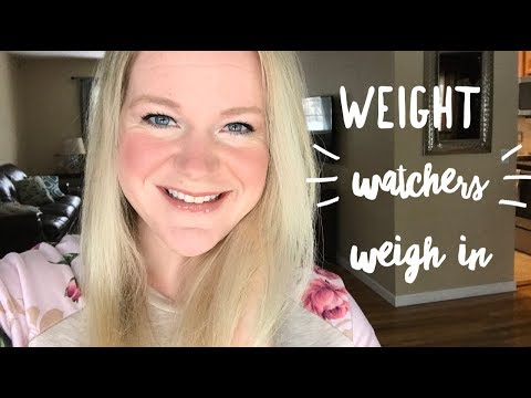 Weight Watchers Freestyle Weigh In - How I Plan My Meals