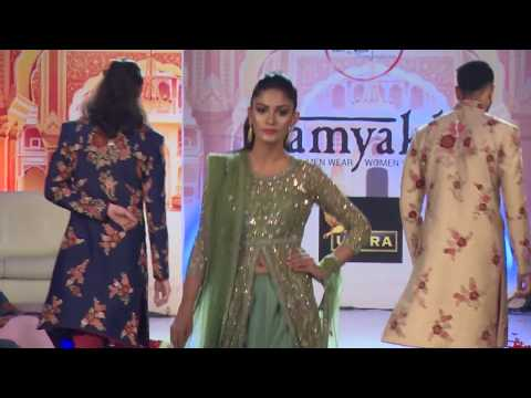 Indian Fashion | Fashion Show | Lehengas | Sarees | Serwani | Suit |Dress |2017| Trendy India
