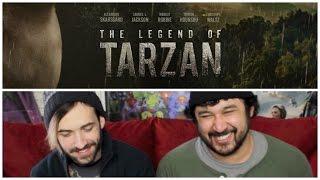 THE LEGEND OF TARZAN (2016) - Official TEASER TRAILER #1 REVIEW!!!