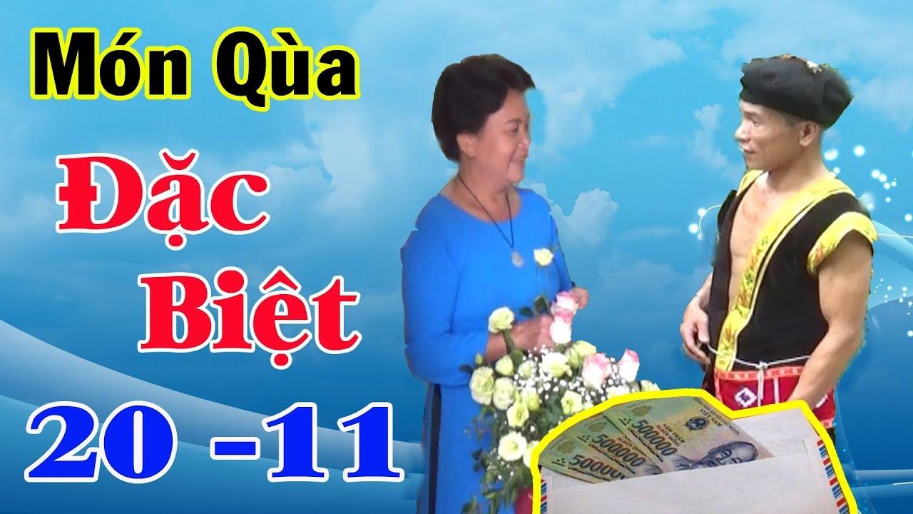 Món Qùa Đặc Biệt Ngày 20/11 Và Cái Kết Ý Nghĩa Nhất - Thách Thức Mao Ca Và Mao Đệ - A HY TV
