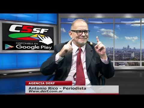 Antonio Rico: Se empiezan a acomodar los caramelos en el frasco