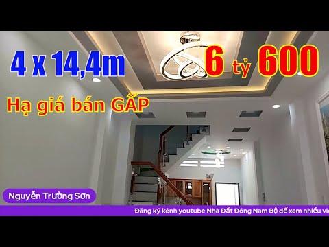 Chính chủ Bán nhà Quận 8 mới xây 4x14,4m, hẻm 154 Âu Dương Lân P3 Q8
