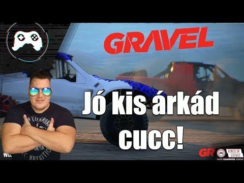 Veretés a mocsokban! |Gravel XBOX ONEX