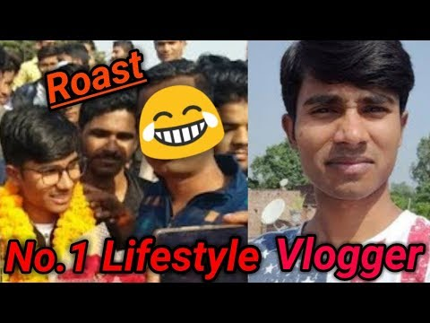 BECOME YOUTUBER ROAST DAYA SHANKAR MAURYA  CRINGIEST LIFESTYLE VLOGGER