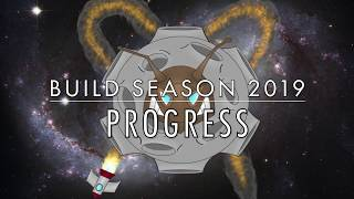 Team 3146 Granby GRUNTS | Destination: Deep Space | Build Season Progress