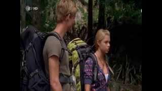 Сериал H2o Просто добавь воды 3 сезон 2 серия(«Охота в джунглях») на русском