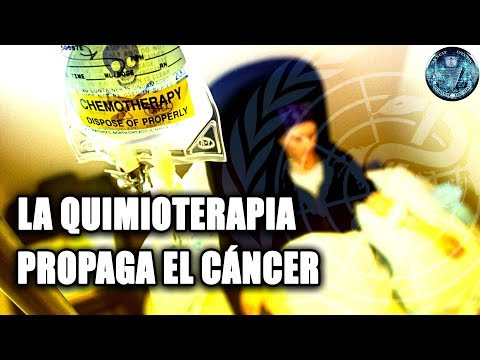LA QUIMIOTERAPIA PROPAGA EL CANCER SEGUN UN ESTUDIO DE LA UNIVERSIDAD ALBERT EINSTEIN DE NEW YORK