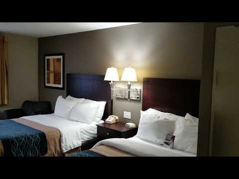 comfort-inn-sandusky-ohio-room-tour